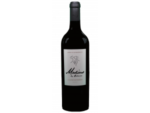 Modius - Vignobles Bedrenne - 2016 - Rouge