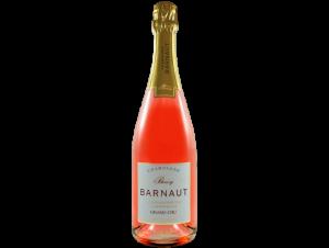 Authentique Rosé Grand Cru - Brut - Champagne Barnaut - Non millésimé - Effervescent
