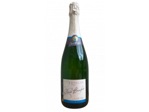 Brut tradition Grand Cru - Champagne Claude Beaufort - Non millésimé - Effervescent
