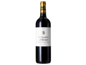 Le Dauphin d'Olivier - Château Olivier - 2016 - Rouge