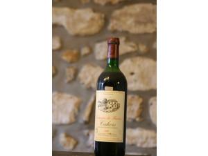 Domaine De Fantou - Château Fantou - 1988 - Rouge