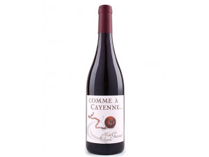 Comme A Cayenne - Domaine Boissezon Guiraud - 2018 - Rouge