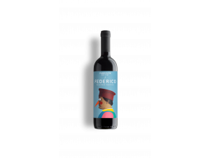 Federico - Unexpected Wines - 2016 - Rouge