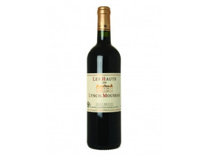 Les Hauts de Lynch-Moussas - Château Lynch-Moussas - 2016 - Rouge