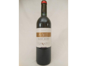 Secret des Vallons - Vignoble de Gascogne - 2000 - Rouge