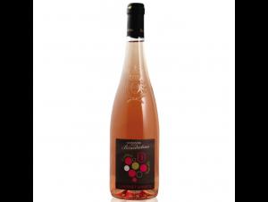 Cabernet d'Anjou - Domaine des bénédictins - 2018 - Rosé
