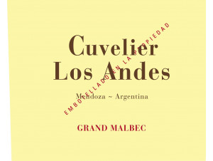 Cuvelier Los Andes - Grand Malbec - Cuvelier Los Andes - 2014 - Rouge
