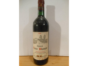 ChÂteau Terre Blanque - Chateau Terre Blanque - 1985 - Rouge