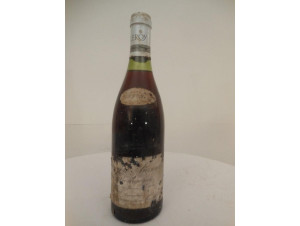 Bourgogne Pinot Noir - Domaine Leroy - 1969 - Rouge