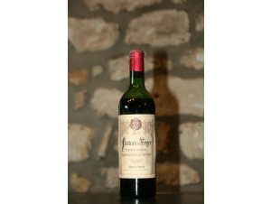 Château Du Verger 197 - Chateau du Verger - 1971 - Rouge