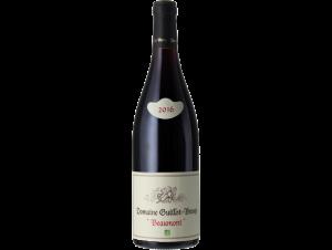 Mâcon-cruzille Beaumont - Domaine Guillot-Broux - 2017 - Rouge