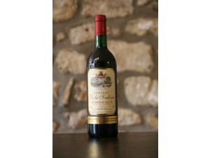 Château de la Souloire - Château de la Souloire - 1995 - Rouge