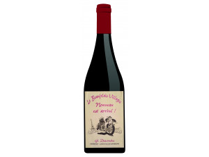 Beaujolais-Villages Nouveau - Georges Descombes - 2016 - Rouge
