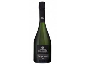 Brut Millésimé - Premier Cru - Champagne Paul Goerg - 2009 - Effervescent