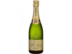 Blanc de Blancs Brut Millésimé - Champagne Pol Roger - 2009 - Effervescent