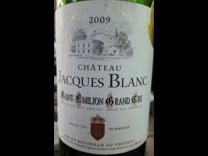 Château Jacques Blanc - Château Jacques Blanc - 1978 - Rouge