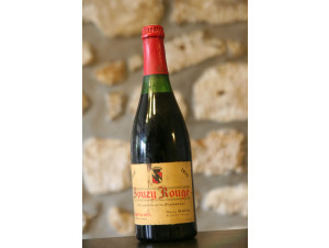 Bouzy - Champagne Paul Barra - 1970 - Rouge