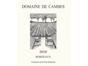Domaine de Cambes - Famille Mitjavile - Domaine de Cambes - 2005 - Rouge