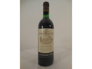 Château Tronquoy Lalande - Château Tronquoy Lalande - 1979 - Rouge