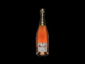 ROSE - Champagne Rollin - Non millésimé - Effervescent