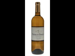 Cuvée Caroline - Château de Chantegrive - 2011 - Blanc