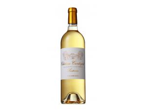 Château Cantegril Sauternes (50cl) - Denis Dubourdieu Domaines - 2014 - Blanc