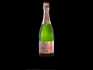 EXPRESSION ROSEE - Champagne Alexandre Bonnet - Non millésimé - Effervescent