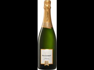 Millésime - Brut Premier Cru - Champagne Guy Charbaut - 2008 - Effervescent