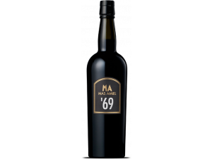MILLÉSIME 69′ - Mas Amiel - 1969 - Rouge