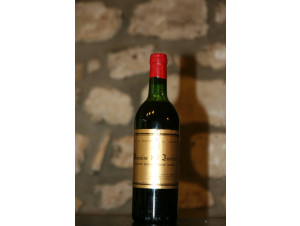 Chateau Justices - Chateau Justices - 1974 - Rouge
