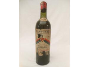 Camponac (etiquette Déchirée) - Camponac - 1948 - Rouge