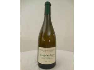 Beaujolais Blanc - Pierre-Marie Chermette - 2013 - Blanc