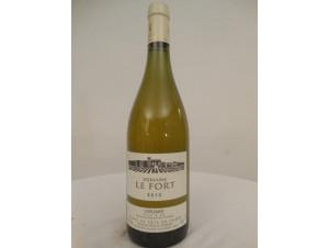 Viognier Fût - Domaine le Fort - 2010 - Blanc