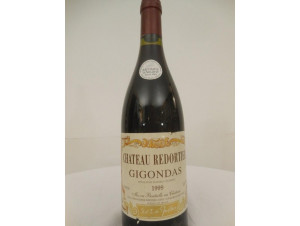 Château Redortier - Chateau Redortier - 1999 - Rouge