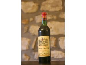Château Ferrande - Château Ferrande - 1971 - Rouge