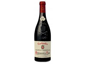 Cardinalice - Château Gigognan - 2015 - Rouge