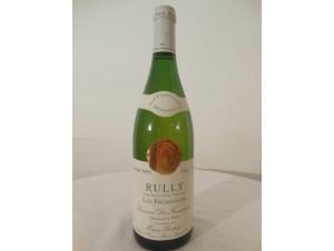 Rully Les Fromanges Monopole - Domaine Maurice Protheau et Fils - Château D'Etroyes - 1993 - Blanc