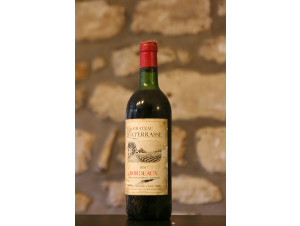 Chateau Laterasse - Chateau Laterasse - 1978 - Rouge