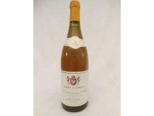 Montagny 1er Cru - Maison Albert de Martal - 1993 - Blanc