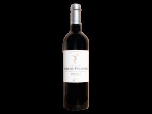Château Gaillot-Fournier Bordeaux Rouge - Château Gaillot-Fournier - 2016 - Rouge