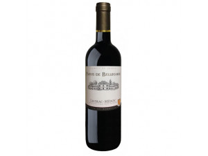 PARVIS DE BELLEGARDE - Cuvelier & Fils - 2012 - Rouge