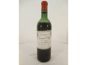 Château Grand Clapeau - Château Grand Clapeau Olivier - 1975 - Rouge