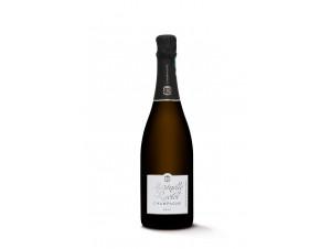 Brut Pur Pinot Blanc - Champagne Marinette Raclot - Non millésimé - Effervescent
