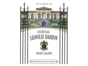 Château Léoville Barton - Château Léoville Barton - 1998 - Rouge