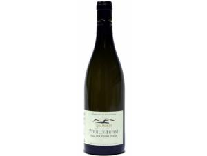 Pouilly Fuissé - Aux Vignes Dessus - Gilles Morat- Domaine Chataigneraie-Laborier - 2016 - Blanc