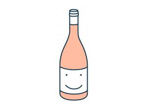 Le Bonheur est dans les Vignes - Domaine la Destinée - 2014 - Rosé