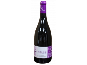 Syrattitude - Domaine de Grangeneuve - 2016 - Rouge
