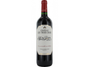 Château les Trois Croix - Château les Trois Croix - 2015 - Rouge