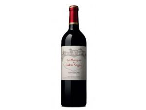 Le Marquis de Calon - Château Calon Ségur - 2014 - Rouge