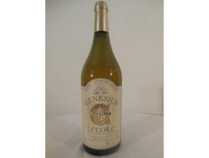 Genesius - Domaine Geneletti - 1996 - Blanc